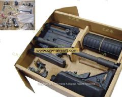 Professional Training Weapon Challenge Kit M4A1 by Systema